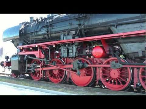 Stoom in Holland en Duitsland. dampflok steam locomotive steam locomotives steam engine steam engines stoom stoomtrein spoorwegen treinen trein tren vapor va...
