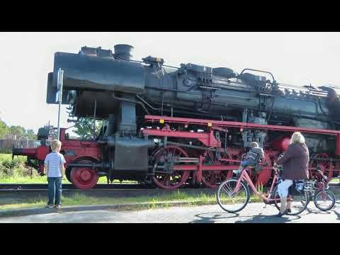 Steamtrain (s) in the Netherlands and Germany. Spectaculaire smoke and steam chasing.