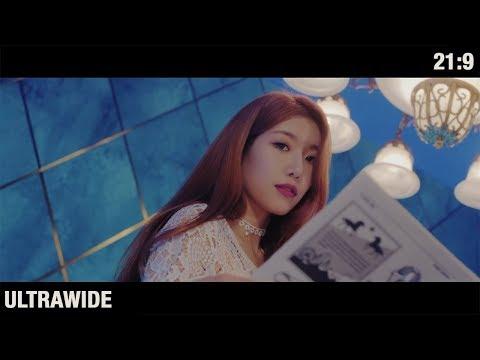 [21:9] [MV] WJSN(우주소녀) _ La La Love [Kpop UltraWide Ver.]