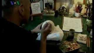 """Telur Paskah Burung Unta - Dunia Kita """"Ep. Paskah"""" 9 April 2010 03:45"""