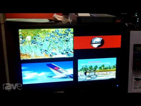InfoComm 2013: Rose Electronics Details its QuadraVista System