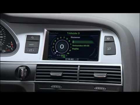 2009 Audi A6 Beauty Shost Interior Mmi Youtube