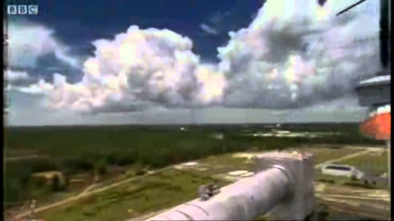 NASA Weather Modification Cloud Machine - YouTube
