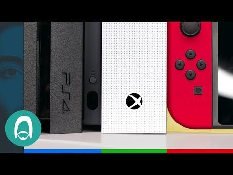 Switch vs Xbox One vs PS4 vs PC: Which console should you buy in 2018?