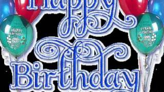 """Happy Birthday"" by Stevie Wonder {w/graphics}"