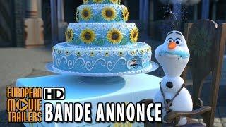 La Reine Des Neiges : Une Fête Givrée Bande Annonce Officielle (2015) HD
