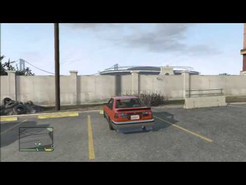 Grand Theft Auto V - My Garage (Custom Car Collection) HD