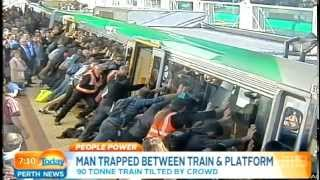Train Accident | Today Perth News