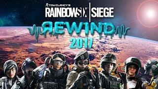 Rainbow Six Rewind 2017