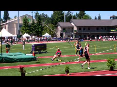 Nick Mossberg - 5.54m - 2011 USATF Outdoor Championships
