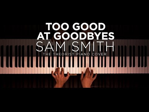 download lagu Sam Smith - Too Good At Goodbyes  The gratis