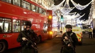 London authorities: No evidence of shots fired in subway