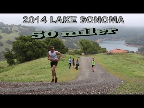 Lake Sonoma 50 with Zach Miller, Rob Krar and Sage Canaday