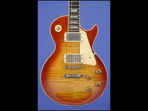 WE'RE BAAAACK!! 1955 Gibson Les Paul Conversion 00432