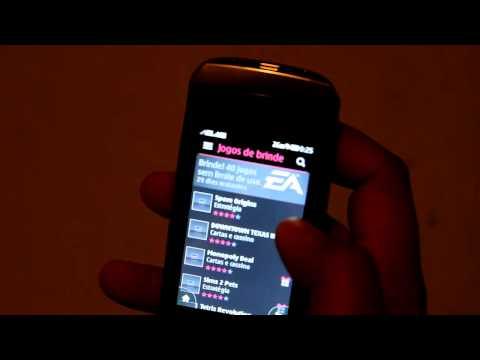 Jogos Grátis do Nokia Asha 305