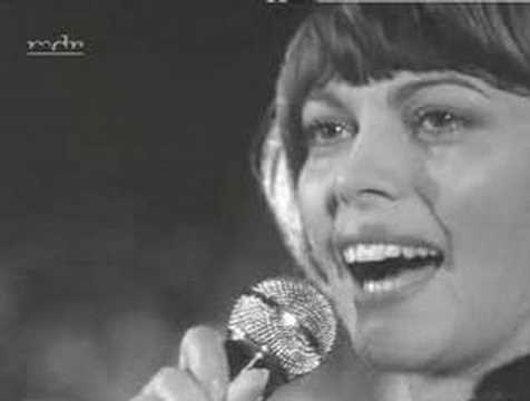 Mireille Mathieu - Pariser Tango