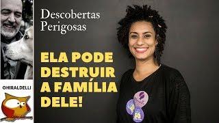 CASO MARIELLE PODE ESTOURAR FAMÍLIA BOLSONARO