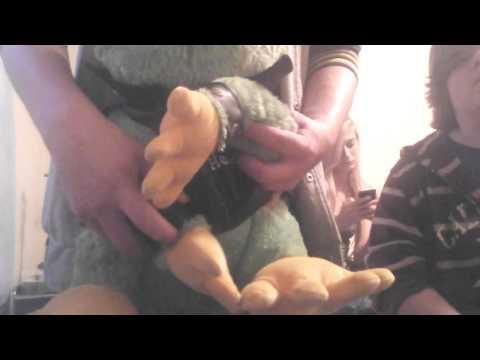A Frog Masterbating video