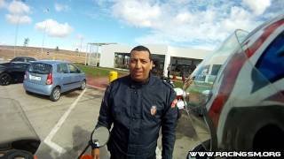 Morocco POLICE - KTM 990 Adventure
