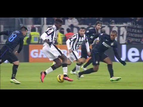 Paul Pogba vs Inter ● Individual Highlights ● Jan 2015
