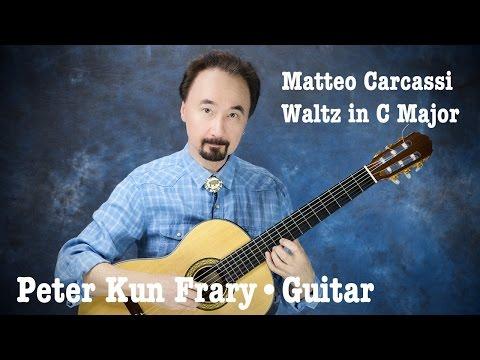 Маттео Каркасси - Waltz In C