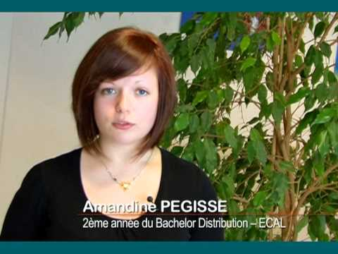 Rouen Business School : le Bachelor Distribution Ecal