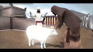 Lamb of God with Voice pulled from Joseph Prince teaching.