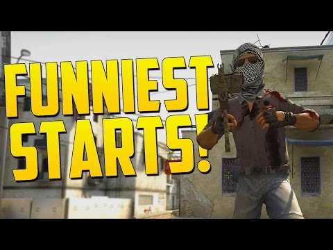 FUNNIEST CS:GO STARTS! -  CS GO Best Of Funny Moments