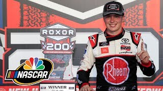 NASCAR Xfinity Series ROXOR 200 | EXTENDED HIGHLIGHTS | 7/20/19 | Motorsports on NBC