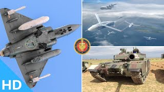 Indian Defence Updates : Tejas MK1A Final Trials,India's Swarm Drone Prototype,India Japan Exercise