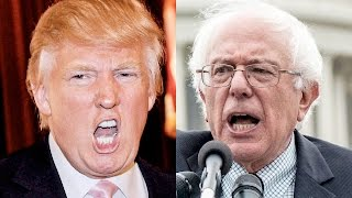Donald Trump Terrifies GOP's Young Voters, But They Love Bernie Sanders