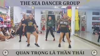 Quan trọng là thần thái Karik & Only C ( Dance by The Sea Phú Quốc )