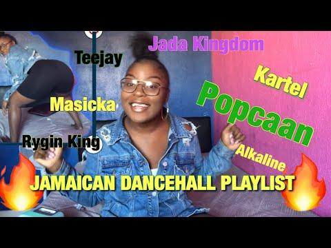 JAMAICAN DANCEHALL PLAYLIST🎉🔥🇯🇲LOOL *dont judge me*   CHAY CHANEL thumbnail