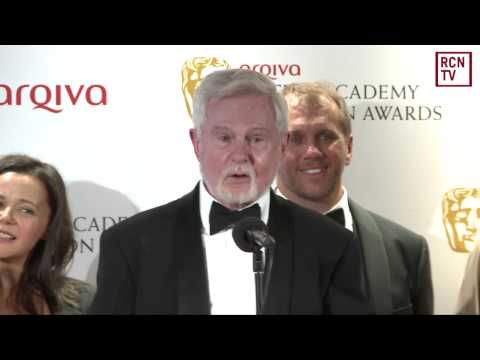 Last Tango In Halifax Interview BAFTA TV Awards 2013