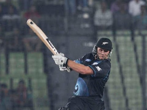 Corey Anderson Worlds Fastest Century In ODI cricket Full Batting Highlights