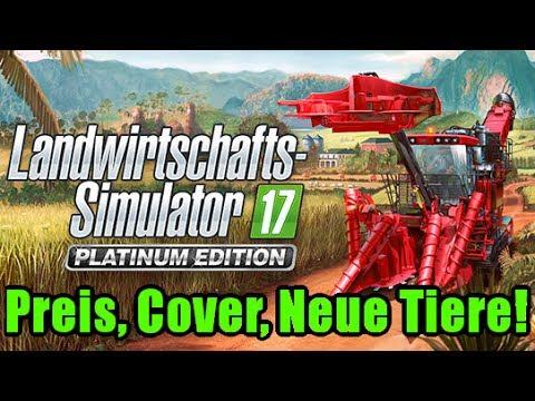 LS 17 Platinum Add-On News! - Preis, Cover, Neue Tiere! - LS 17 News/Info!