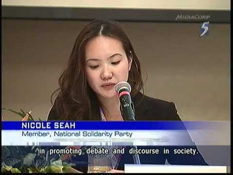 Political parties speak out at post-election forum - 07Jun2011