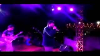 Saanwal Live by 4 Aces-The Band at BOokata Basant Fete 2012