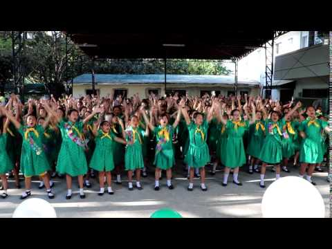 Happy World Thinking Day! From Junior Girl Scouts of Central Luzon (Part 2)