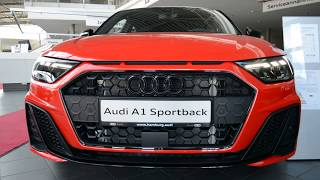 2019 New Audi A1 Exterior and Interior