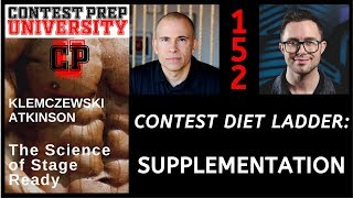 Contest Prep University EP-152 Contest Diet Ladder:  Supplements