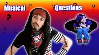 [Musical Questions with Pirate Steve] Video