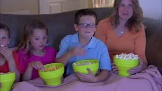 The Official Commercial For FlavorQuik Popcorn Popper!