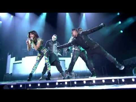 Black Eyed Peas   Fergie Hot - My Humps (live Hd) - Staples Center - Los Angeles video