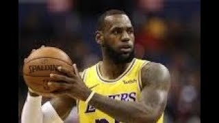 Los Angeles Lakers vs Washington Wizards_NBA Highlights_(March 27th 2019)