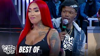 Best of Wild 'N Out Games SUPER COMPILATION (Part 2) | Wild 'N Out | #AloneTogether