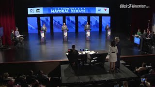 Houston mayoral debate