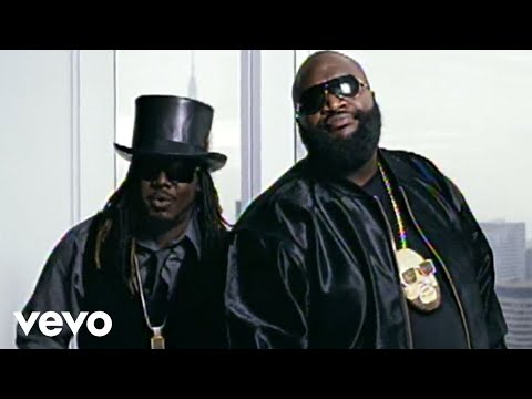 Rick Ross - The Boss ft. T-Pain Video