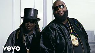 Клип Rick Ross - The Boss ft. T-Pain