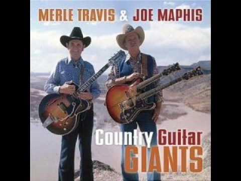 Merle Travis&Joe Maphis- Memphis Blues